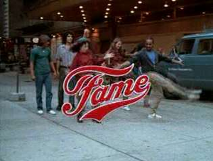 Fame (1982 TV series) - Series titlescreen