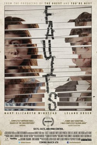 Picture of a movie: Faults