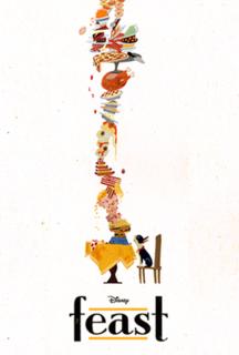 <i>Feast</i> (2014 film) 2014 computer-animated short film directed by Patrick Osborne