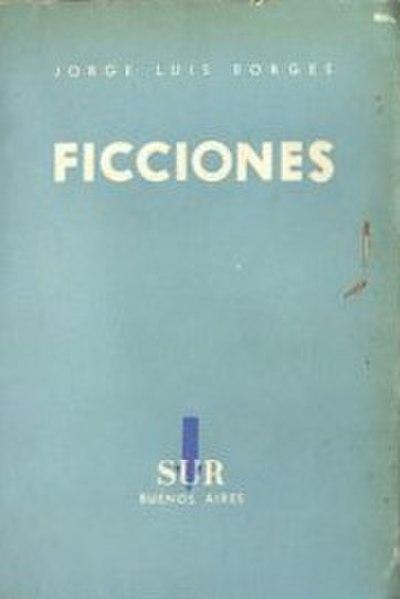 Picture of a book: Ficciones