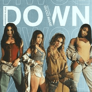 Down (Fifth Harmony song) - Image: Fifth Harmony Down