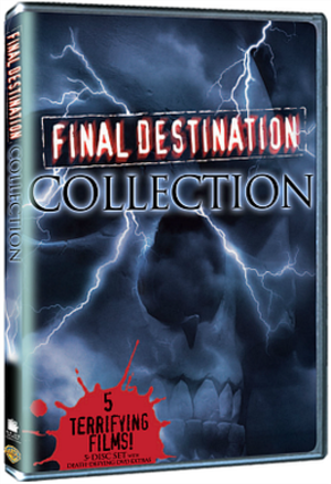 Final Destination - DVD set containing all five films