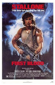 First Blood Photo