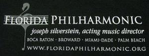 Florida Philharmonic Orchestra - official logo