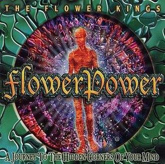 Flower Power (The Flower Kings album) - Image: Flower Power cover