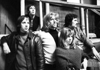 Fotheringay British folk rock band