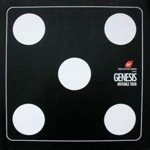 Invisible Touch Tour - Image: Genesis Invisible Tour program