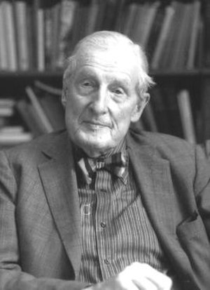 George Wilson Pierson - George Pierson. April 1988.