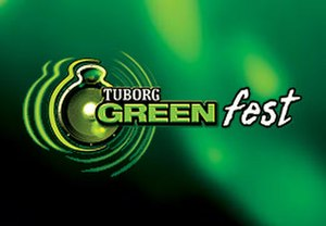 Green Fest (Serbia) - Image: Gf exitfest