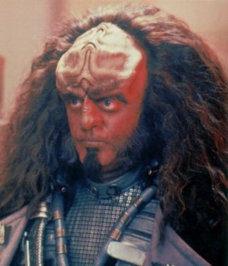 Gowron - Chancellor Gowron