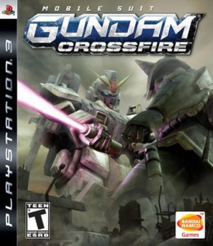Mobile Suit Gundam: Crossfire - Image: Gundamcrossfire cover