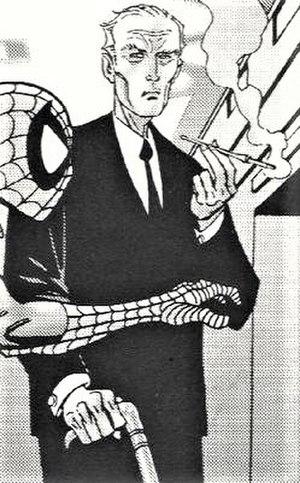Gentleman (comics) - Image: Gustav Fiers, the Gentleman
