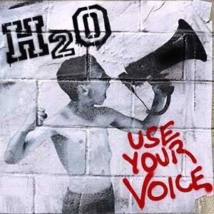 Use Your Voice (H2O album) - Image: H2O Use Your Voice