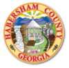 Official seal of Habersham County