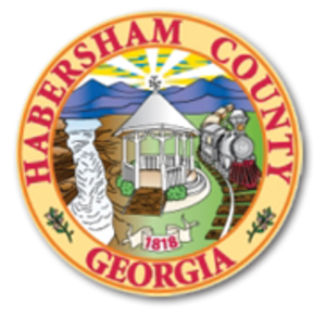 Habersham County, Georgia - Image: Habersham County GA seal
