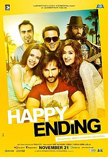 Happy Ending 2014 Hindi film poster.jpg