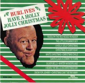 Have a Holly Jolly Christmas - Image: Have a Holly Jolly Christmas cover