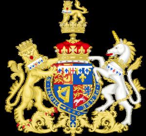 Duke of Cumberland and Strathearn - Image: Henry Cumberland Strathearn Arms