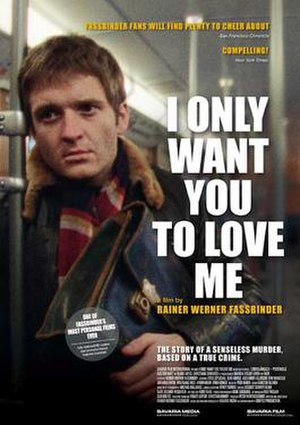I Only Want You to Love Me - Image: I Only Want You To Love Me