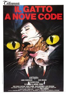 <i>The Cat o Nine Tails</i>