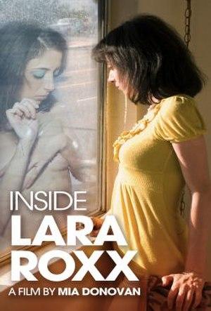 Inside Lara Roxx - Theatrical release poster