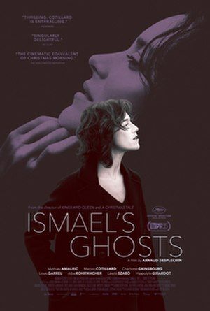 Ismael's Ghosts - Film poster