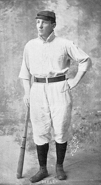 Jack Doyle (baseball) - Image: Jackdoyle