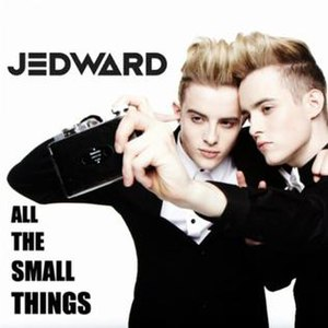 All the Small Things - Image: Jedward All The Small