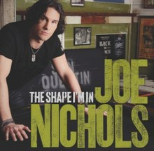Joe Nichols - The Shape Im In promo.jpg