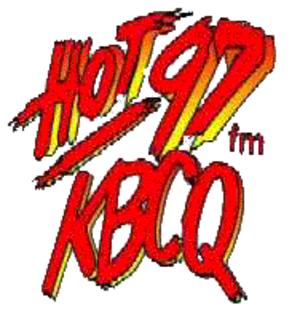 KBCQ-FM - Image: KBCQ FM logo