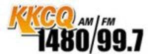 KKCQ (AM) - Image: KKCQAM logo