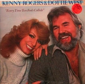 Every Time Two Fools Collide - Image: Kenny Rogers Fools