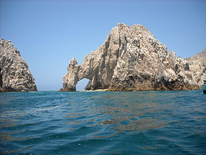 Arch of Cabo San Lucas - Lands End