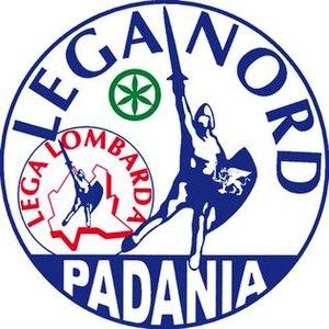 Lega Lombarda - Image: Lega Lombarda Logo