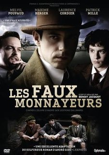 <i>The Counterfeiters</i> (2010 film) 2010 television film directed by Benoît Jacquot
