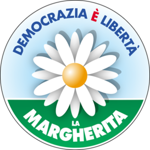 Democracy is Freedom – The Daisy - Image: Logo Margherita