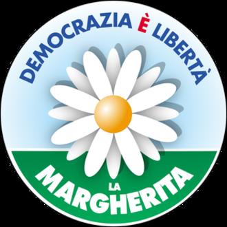 Democracy is Freedom – The Daisy - Image: Logo Margherita
