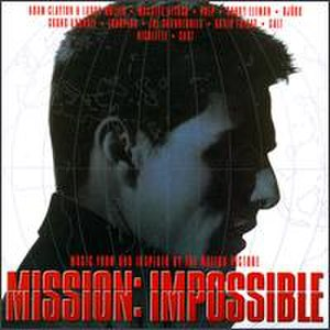 Mission: Impossible (soundtrack) - Image: MI OST