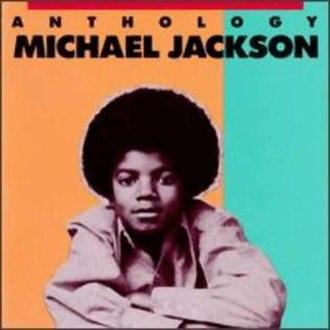 Anthology (Michael Jackson album) - Image: MJ86Anthology