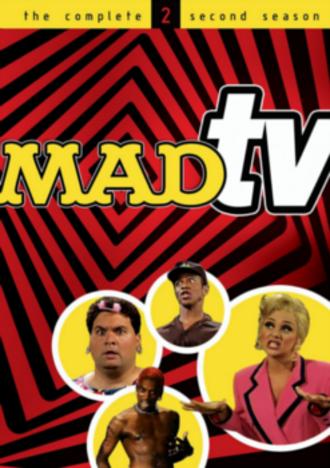 Mad TV (season 2) - DVD cover