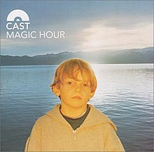 Album cover for Magic Hour