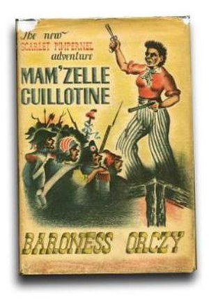 Mam'zelle Guillotine - Cover of the 1940 first edition