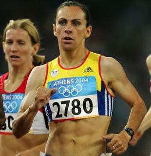 Maria Cioncan athletics competitor