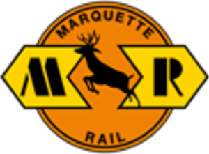 Marquette Rail - Image: Marquette Rail logo