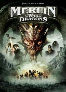 <i>Merlin and the War of the Dragons</i>