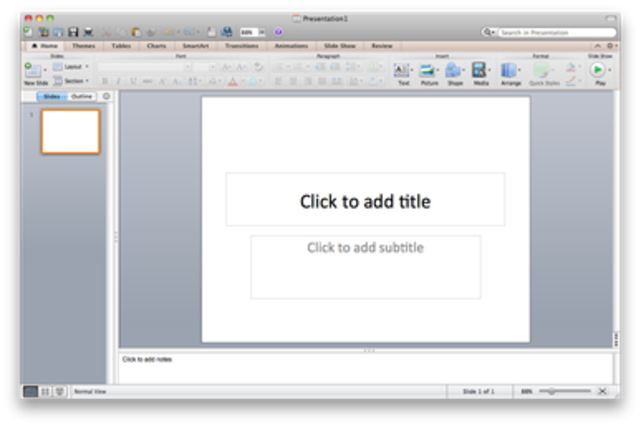 Microsoft powerpoint бесплатно - фото 2