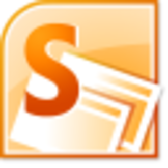 Microsoft SharePoint Workspace - Image: Microsoft Share Point Workspace 2010 Icon