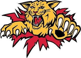Moncton Wildcats QMJHL team in Moncton, New Brunswick