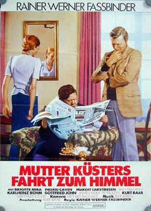 Mother Küsters' Trip to Heaven - Theatrical release poster