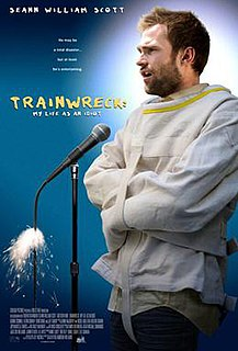<i>Trainwreck: My Life as an Idiot</i>